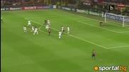 Милан - Барселона 0 - 0 28.03.2012