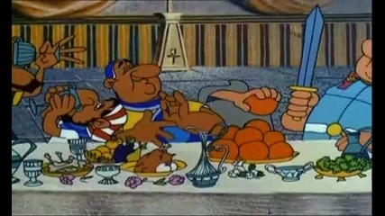 Астерикс и Клеопатра / Asterix and Cleopatra (1968)-03