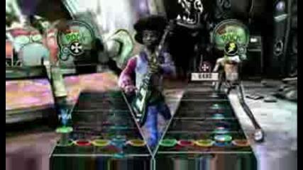 Guitar Hero Iii Legends of Rock Trailer