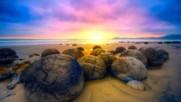 Световни загадки-камъните Моераки-природен феномен или извънземна пратка