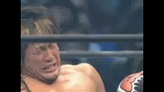 NJPW Keiji Muto vs. Hiroshi Tanahashi - Wrestle Kingdom III
