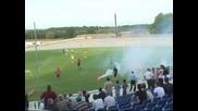 [безредици на стадиона] Fc Svilengrad 1921 - Fc Beroe 1 - 1