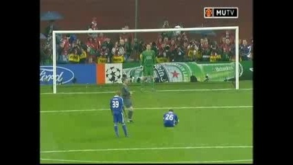 Anelka Penalty Miss Special Edition