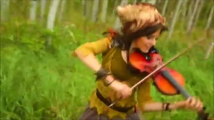 Lindsey Stirling compilation of her 8 official music clips.
