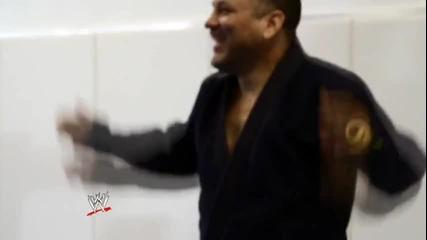 W W E.com - Why Batista Returned to W W E
