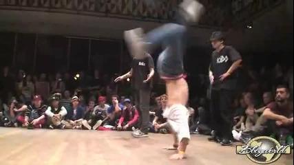 Big Toe Crew vs Exg Фloor Wars 2010