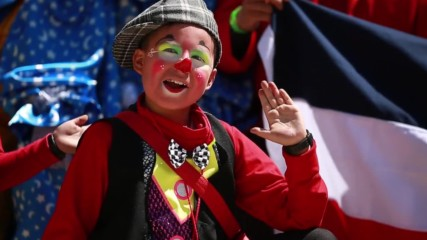 Mexico: Clowns attend 21st annual convention, among 'clown attacks' controversy