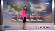 Прогноза за времето (04.05.2015 - централна)