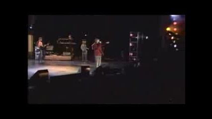 Jesse Mccartney - Because You (Live)