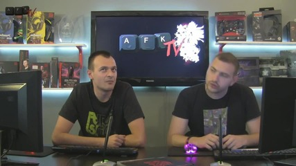 Интервю с Михаел от animes-bg - Afk Tv Еп. 30 част 4