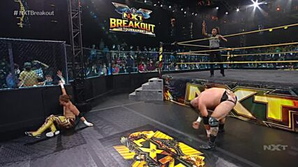 Joe Gacy vs. Trey Baxter – First-Round NXT Breakout Tournament Match: WWE NXT, August 3, 2021