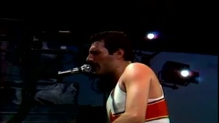 Queen - Play The Game (live At The Bowl)