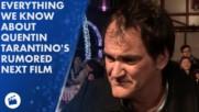 Quentin Tarantino set to make Manson murders movie