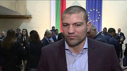 Тервел Пулев: Преговорите между Кубрат и Джошуа са в напреднала фаза
