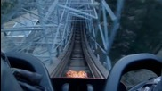 Hades 360 Looping Wooden Roller Coaster