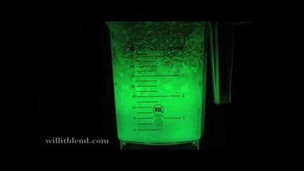 Will It Blend - Glow Sticks
