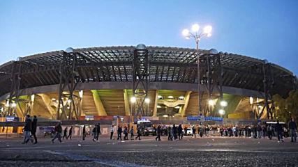 Italy: Napoli fans optimistic heading into Europa League match against Arsenal