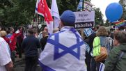 Germany: Hundreds of pro-Israeli activists oppose Al-Quds Day in Berlin