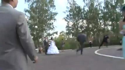 Какво е една руска сватба без бой