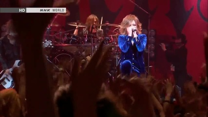 the Gazette - Vortex - The 6th J-melo Awards (live)