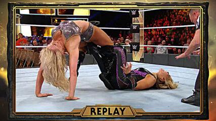 Charlotte Flair vs. Natalya – SmackDown Women's Title Lumberjack Match: WWE Clash of Champions 2017 (Full Match)