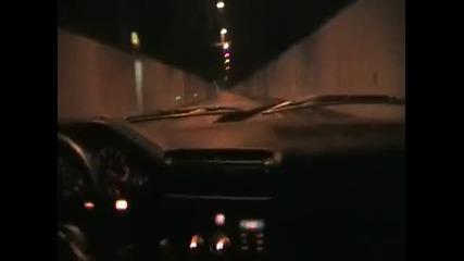 Bmw M3 E30 V10 в тунел