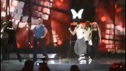 Евровизия 2009 - Турция - Втора репетиция - Hadise