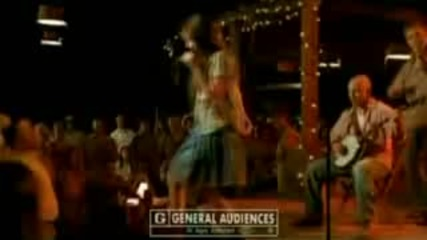 Miley Cyrus - hoedown throwdown Official Music Video (hannah Montana The Movie)
