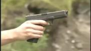Глок Направиха Пистолет От Пластмаса