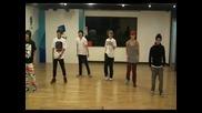 [clip] 100720 Beast - Special Practice Video (ver. 2)