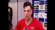 Тодор Алексиев: Съжалявам за двубоя с Франция