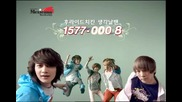 *hq* Shinee - Mexicana Chicken Commercial 2