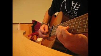 Пич свири песента от карибски пирати