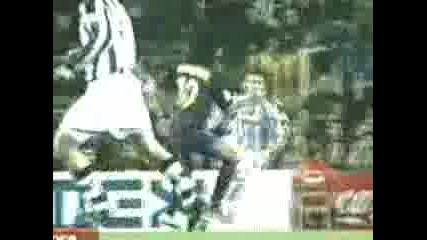 Ronaldinho Vs Ibrahimovich Част 2