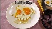 Яйца на очи по пиратски