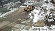 Когато руски танкист реши да дрифти, никой не може да го спре!