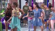 Violetta 2 Chicas canta Codigo Amistad