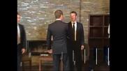 Медведев и Зукърбърг обсъдиха въпроса с авторското право в Москва