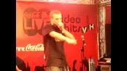 Joel Turner Live Coke Live 2006