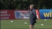 Англия се подготвя преди Мондиала в Португалия