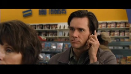Yes Man - The Video store (funny scene) Hd