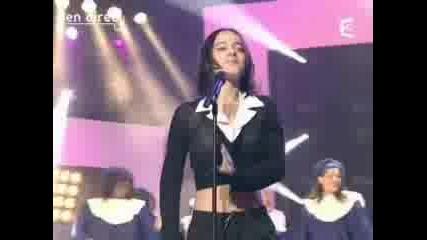 Alizee - Ella Ella (live At Giotto)