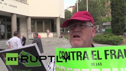 Spain: Ex-IMF chief Rodrigo Rato refuses to testify over fraud allegations