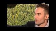 Dancing Stars - Антон и Дорина фокстрот (22.04.2014г.)