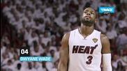 Има ли символика в номерата на потниците на играчите в NBA?