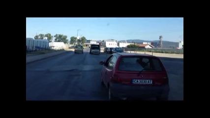 Най - примерният шофьор в България !