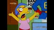 Семейство Симпсън - Барт и Мълхаус стават управители на магазина за комикси Бг Аудио