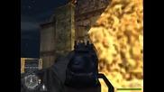 Call Of Duty - 1 (атакуваме германски град ) - Епизод 1