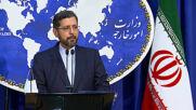 Iran: Tehran says it 'cannot stand' conflict at its borders amid Nagorno-Karabakh clashes