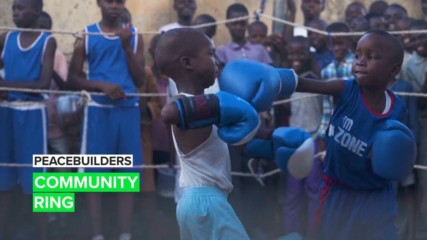Peacebuilders: Inside the Community Ring